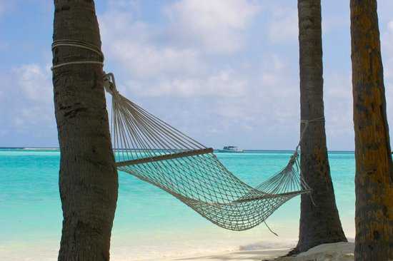Gili Lankanfushi Maldives : relaxing!