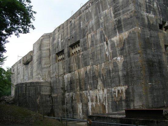 Blockhaus d'Eperlecques : outside