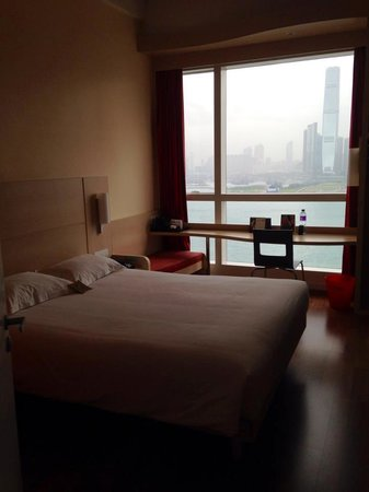 Ibis Hong Kong Central & Sheung Wan Hotel : Clean room