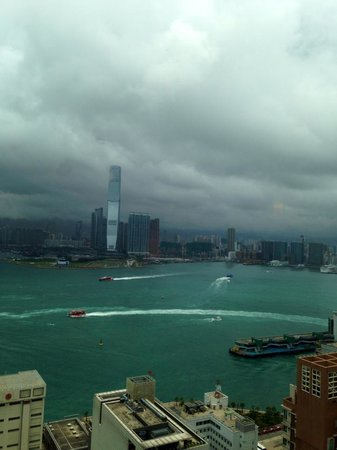 Ibis Hong Kong Central & Sheung Wan Hotel: Love the view from my room