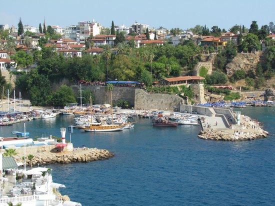 Harbour District/ Antalya Marina: Порт