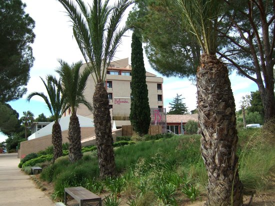Belambra Clubs - Golfe de Lozari : Jardin extérieur