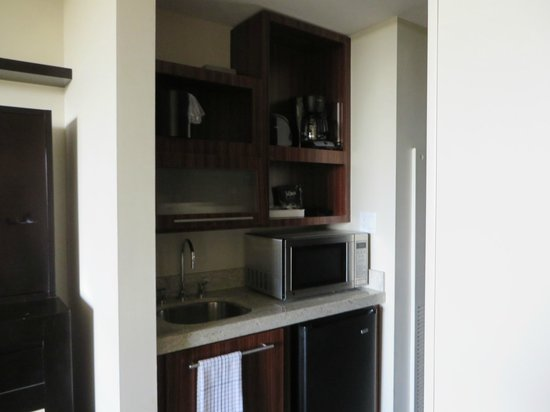 Bay Lake Tower at Disney's Contemporary Resort: Mini kitchenette