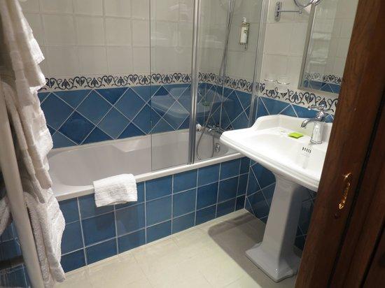 Auberge Saint Pierre: バスルーム