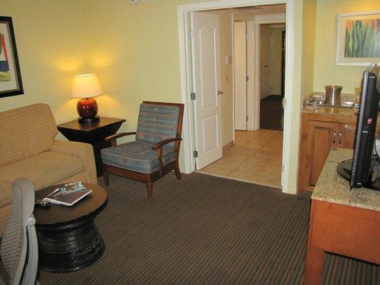 Pointe Hilton Squaw Peak Resort: Functional Layout