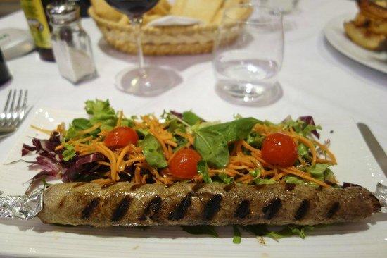 La Sosta: Carne di Manzo