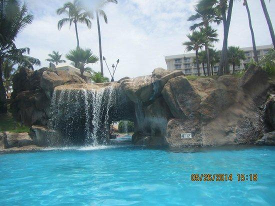 Westin Maui Resort And Spa: Waterfall