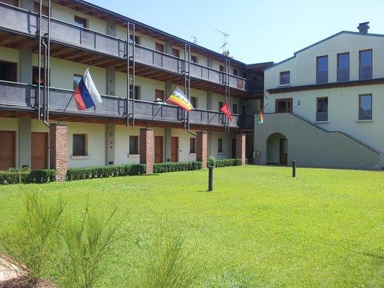 Hotel Della Torre 1850 : giardino esterno