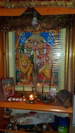 Devi Chamunda Mata Mandir