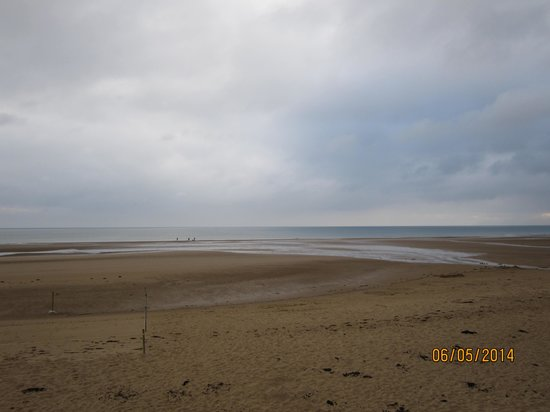 Omaha Beach : view
