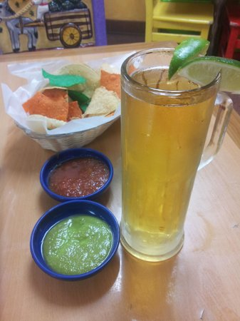 Amigo Juan: The Salsa and Beer