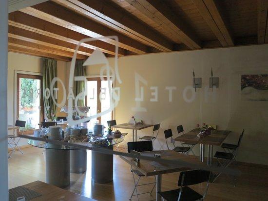 Hotel Della Torre 1850 : sala colazioni interno