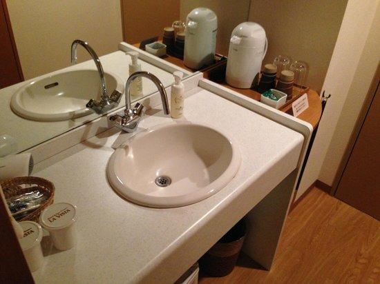 La Vista Kushirogawa: 部屋のお風呂は大浴場があるので必要ないかも