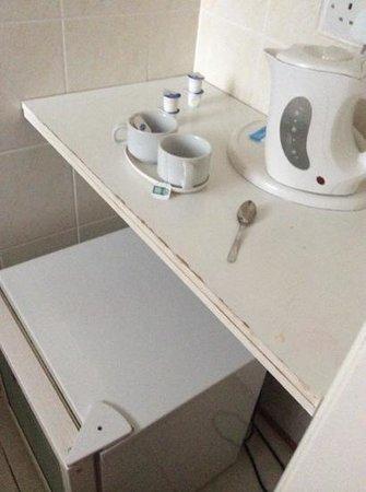 Lancaster Court Hotel : poor facilities