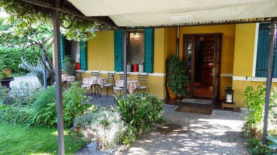 Antica Villa Graziella: Jardin