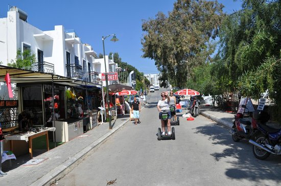 Aegean Gingers Segway Tours: Gliding in Gumbet