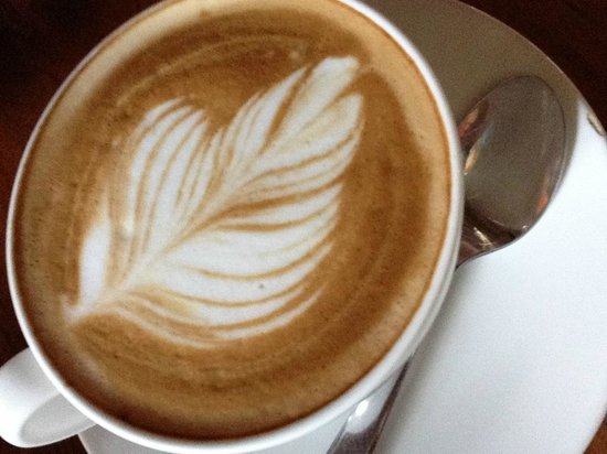 Bali Buda: Koffie