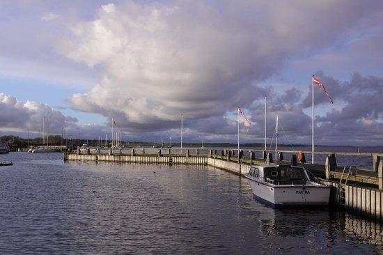 Musée des navires vikings de Roskilde : Beautiful scenery