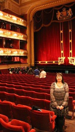 Royal Opera House: Stalls