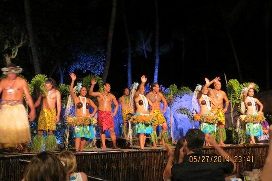 Wailele Polynesian Luau: Luau- the Conclusion