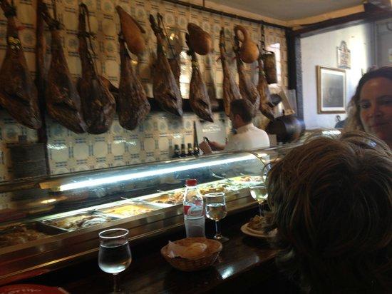Cortijo de Pepe - at the Bar