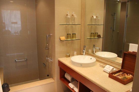 San Want Residences: バスルーム