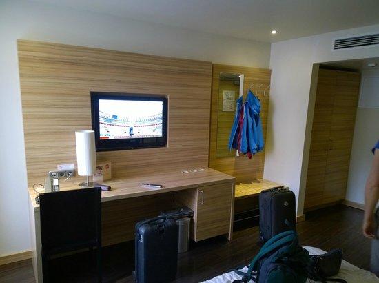 Star Inn Hotel Salzburg Gablerbrau: Business grade room
