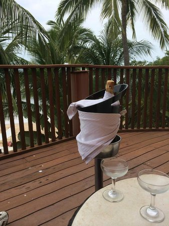 Club Med Ixtapa Pacific : terrasse suite