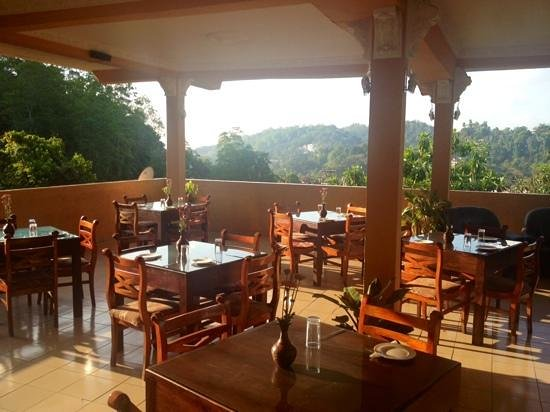 Kandy View Hotel : restaurant