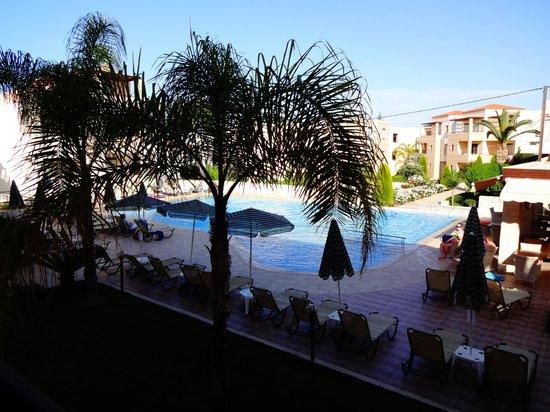 Creta Palm: Our room view