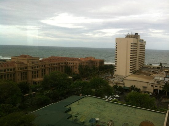Hilton Colombo : view from room 3