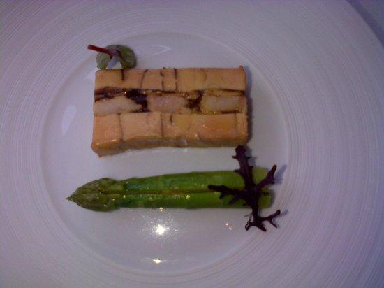 Gordon Ramsay : Pressé foie gras / ris de veau