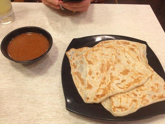 Mr. Prata: Yummy Curry