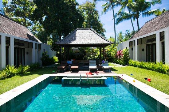 The Samaya Bali Ubud: 2BedroomVilla 写真で見るより狭い