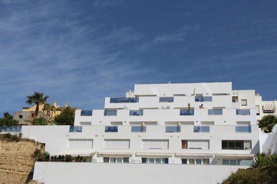 Apartamentos Mirador del Prado: the apartment house