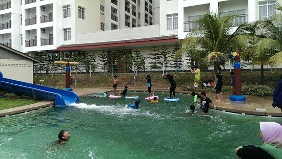 Bayou Lagoon Park Resort: Theme park