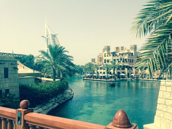 Jumeirah Al Qasr at Madinat Jumeirah: Heaven