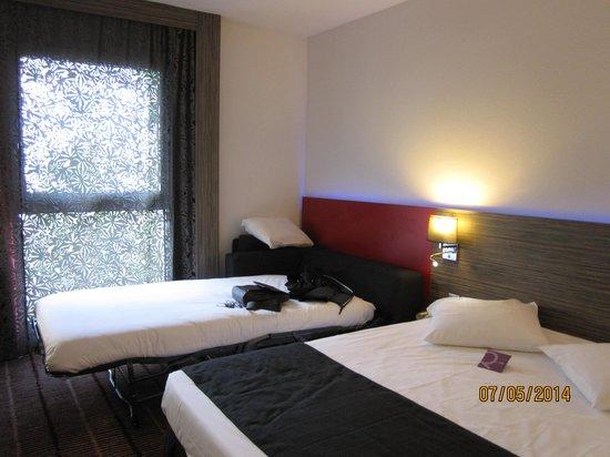 Mercure Blois Centre : small room