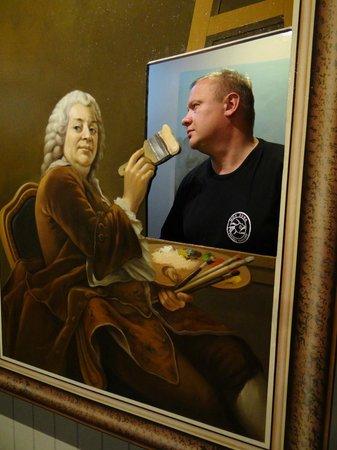 Alive Museum: мой портрет