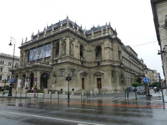 Hungarian State Opera House (Magyar Allami Operahaz) : Opera House