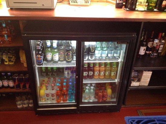 Chase Hotel: Variety of drinks :-)