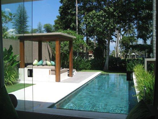 Candi Beach Resort & Spa: View from my villa