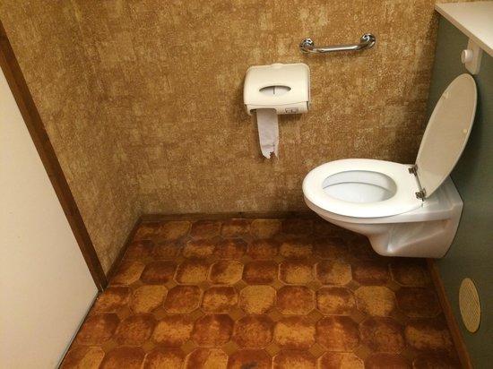 Campanile Grenoble Nord - Moirans : Toilettes