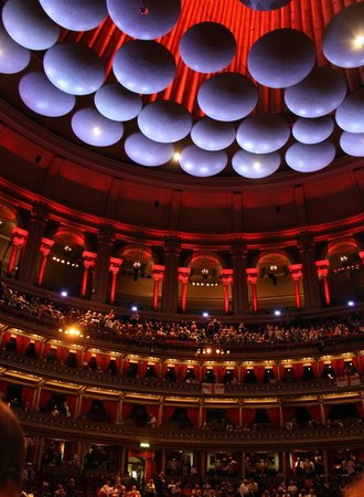 Royal Albert Hall: Ceiling