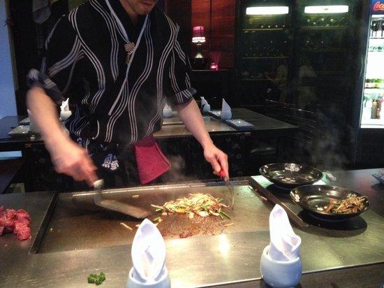 Minanee : Teppanyaki