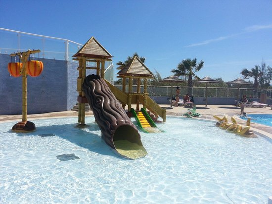 Camping Mar i Sol : Pataugeoire