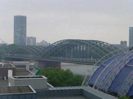 Wyndham Köln: 部屋からの眺め