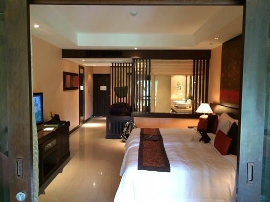 Bo Phut Resort & Spa : Garden View Room