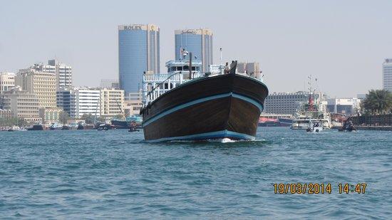 Bur Dubai Abra Dock : Exiting Journy in Old Dubai