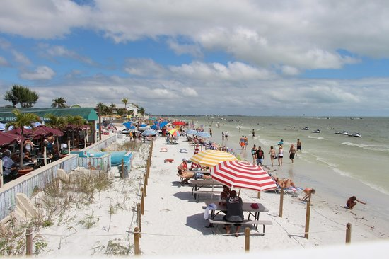 Fort Myers Beach : another view from the pier